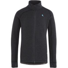 Klättermusen M's Balder Zip Jacket Charcoal
